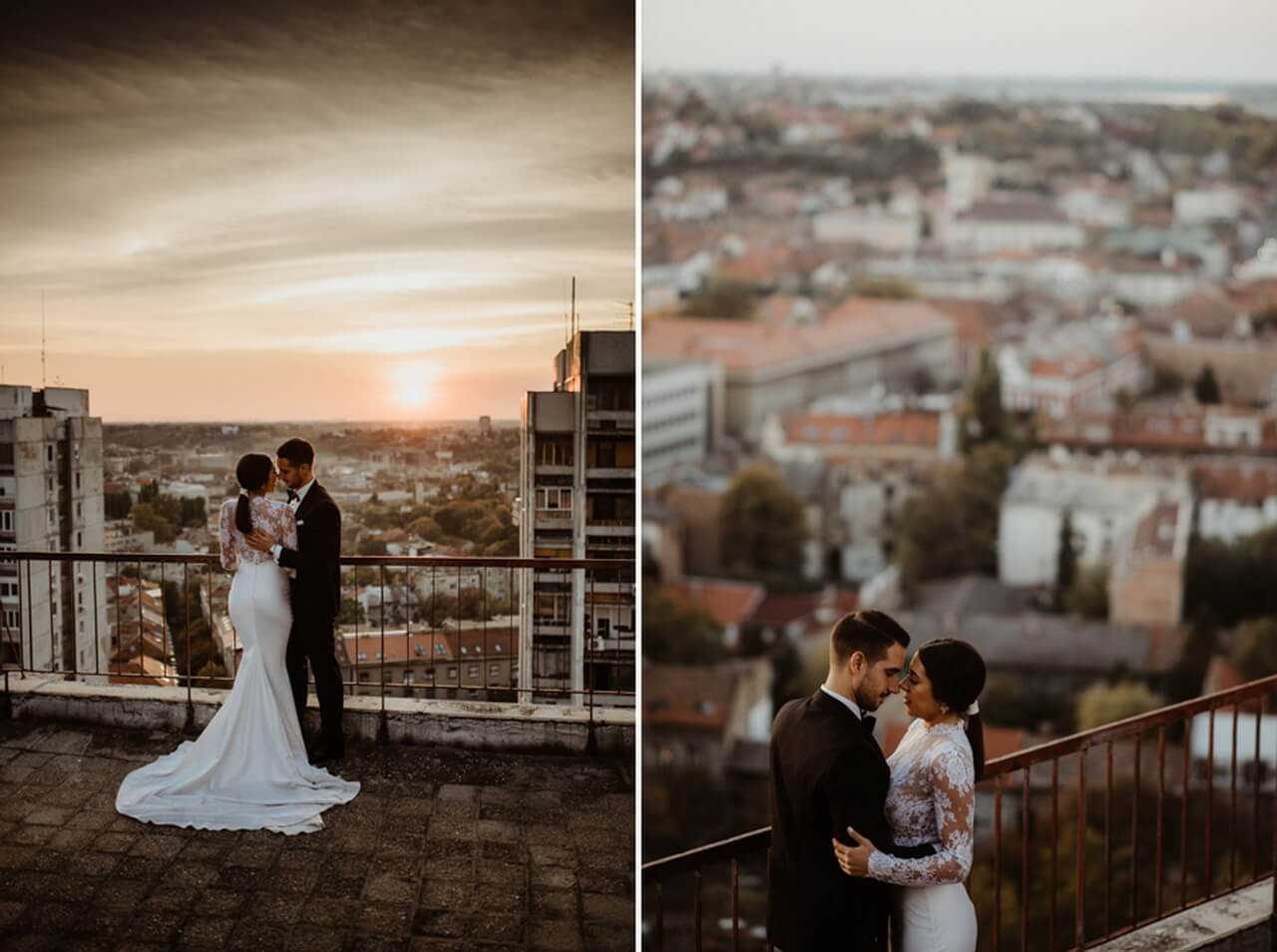 Belgrade Outdoor Wedding