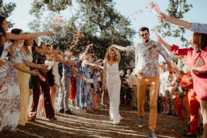 Ethno wedding Zornica house