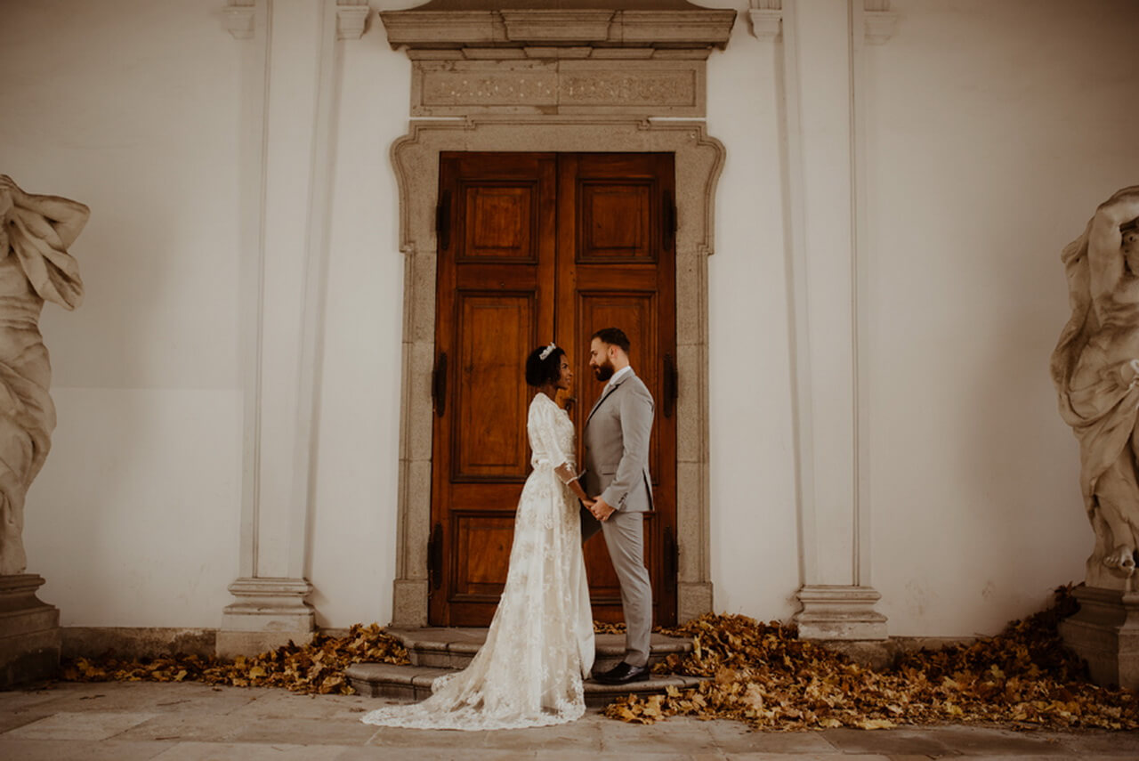 Winter wedding in Vienna | S&Y